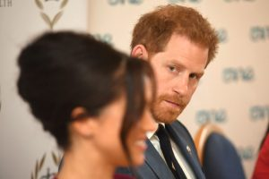 Royal Fans Think Prince Harry Needs to Stand Up to Meghan Markle