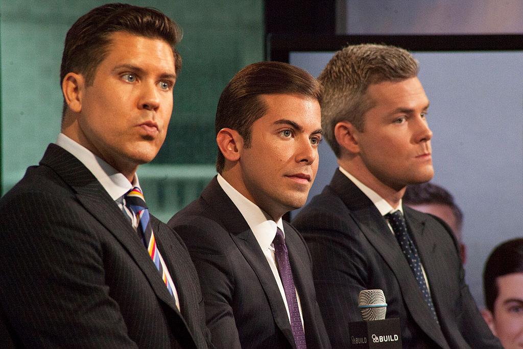 Fredrik Eklund, Luis D. Ortiz and Ryan Serhant