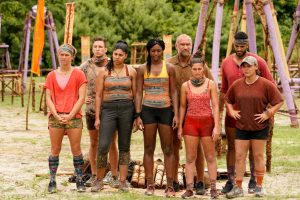'Survivor 39' Contestants Aaron Meredith and Missy Byrd Bonded and Reflected on Their 'Survivor' Journey
