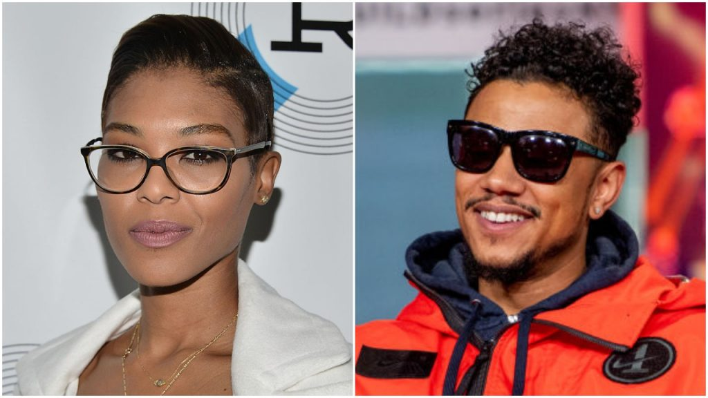 Moniece Slaughter and Lil Fizz
