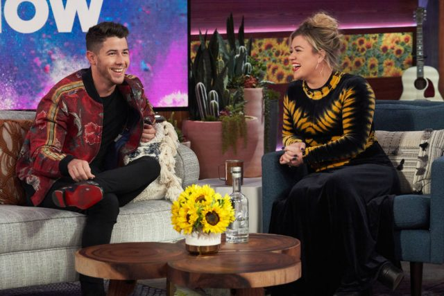 Nick Jonas Reminded Kelly Clarkson the Jonas Brothers Once Opened for Her: 'I Had No Idea'