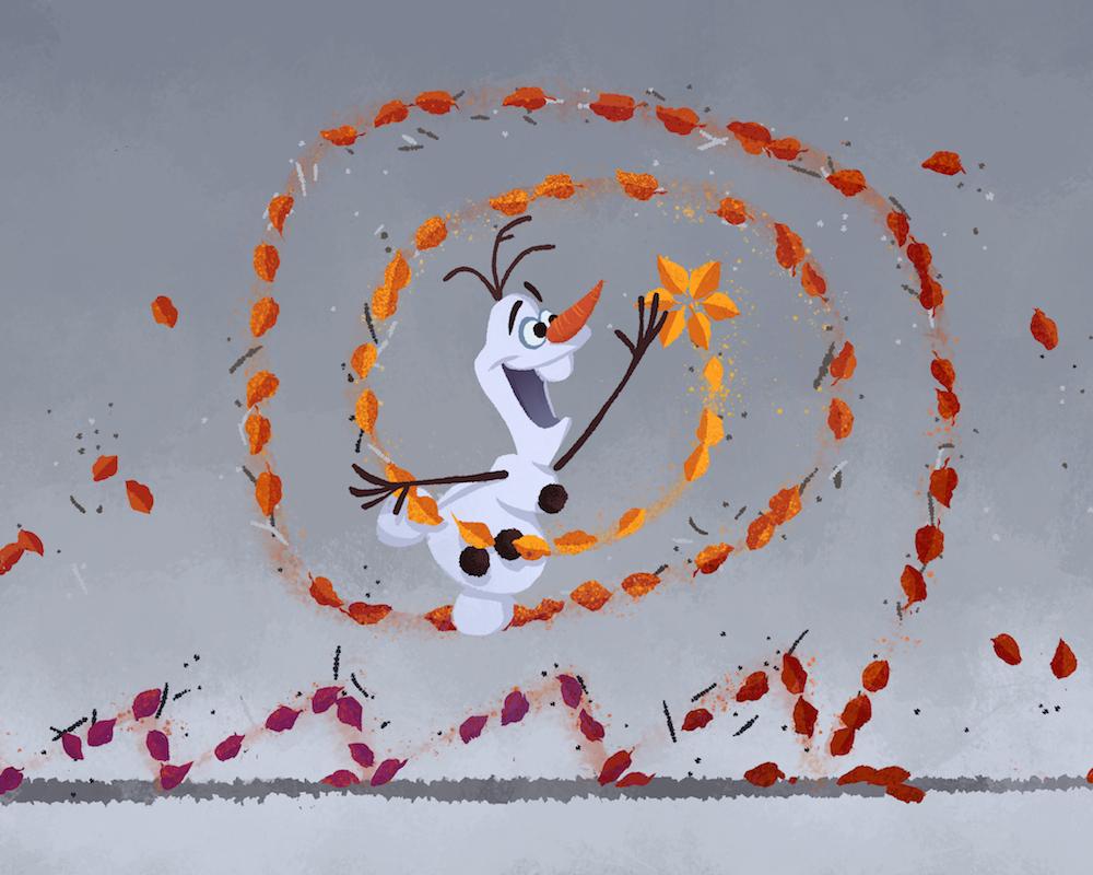 Gale in Frozen 2