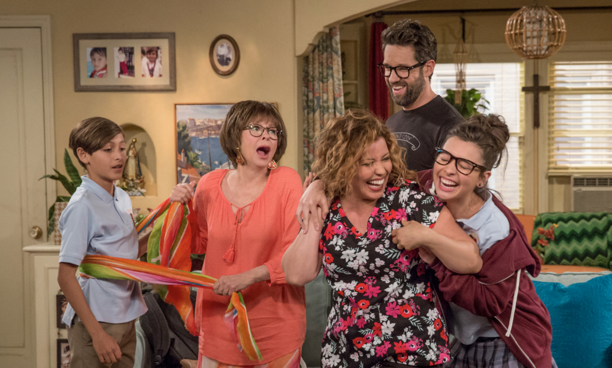 The cast of 'One Day at a Time'