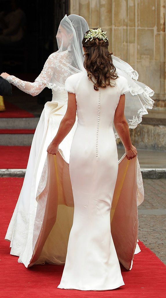 Royal Experts Claim Pippa Middleton Did This To Her Butt For