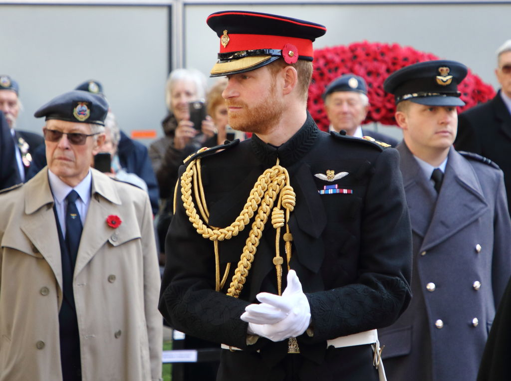 prince harry once had a brush with death that left the duke of sussex shaken https www cheatsheet com entertainment prince harry once had a brush with death that left the duke of sussex shaken html