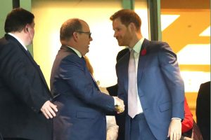 Prince Albert Told Prince Harry to 'Do What You Have to Do to Ensure Your Privacy'