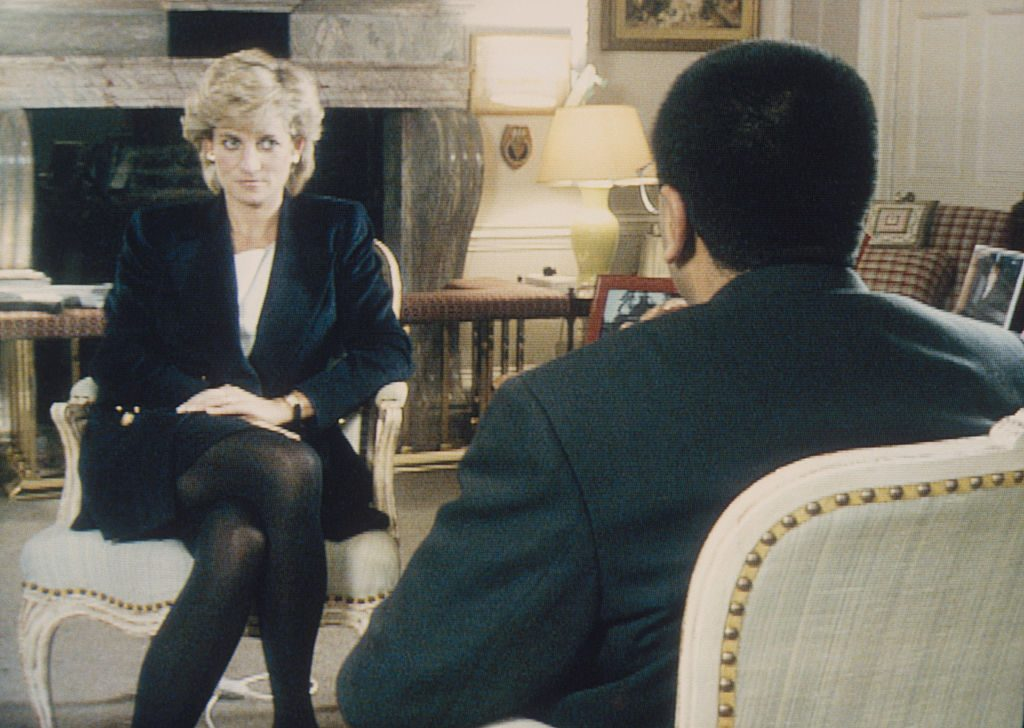 Interview with Princess Diana