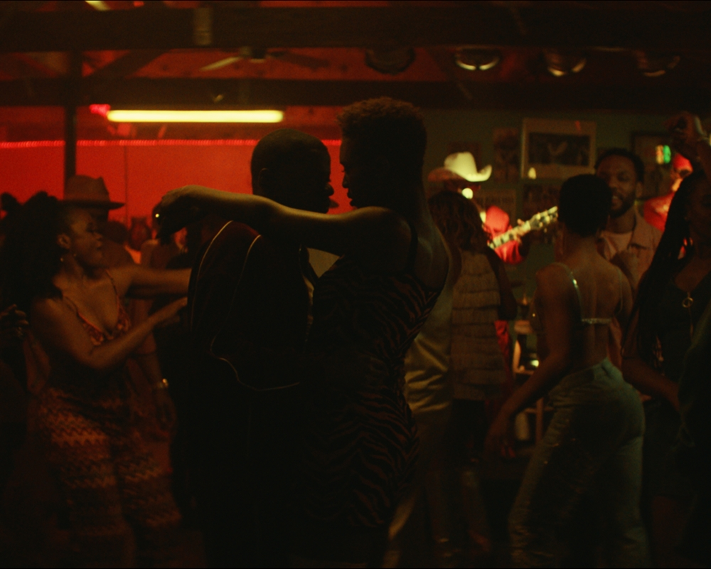 Queen & Slim dance