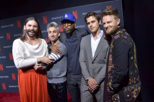 Does the Cast of 'Queer Eye' Get Along?