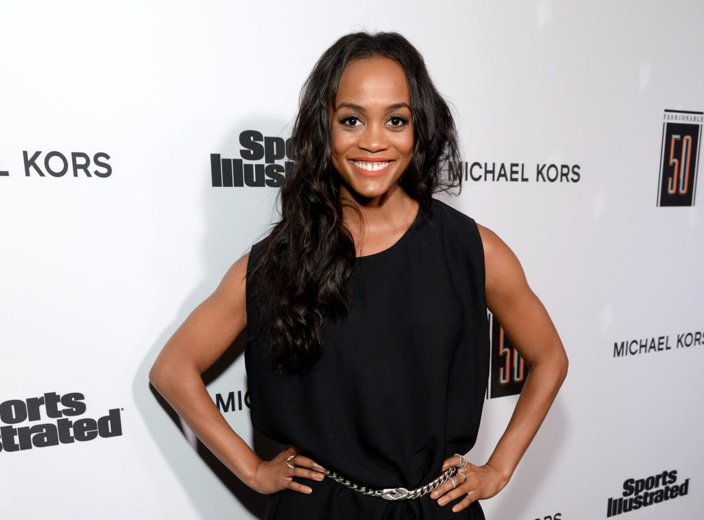 Rachel Lindsay | Michael Kovac/Getty Images for SPORTS ILLUSTRATED