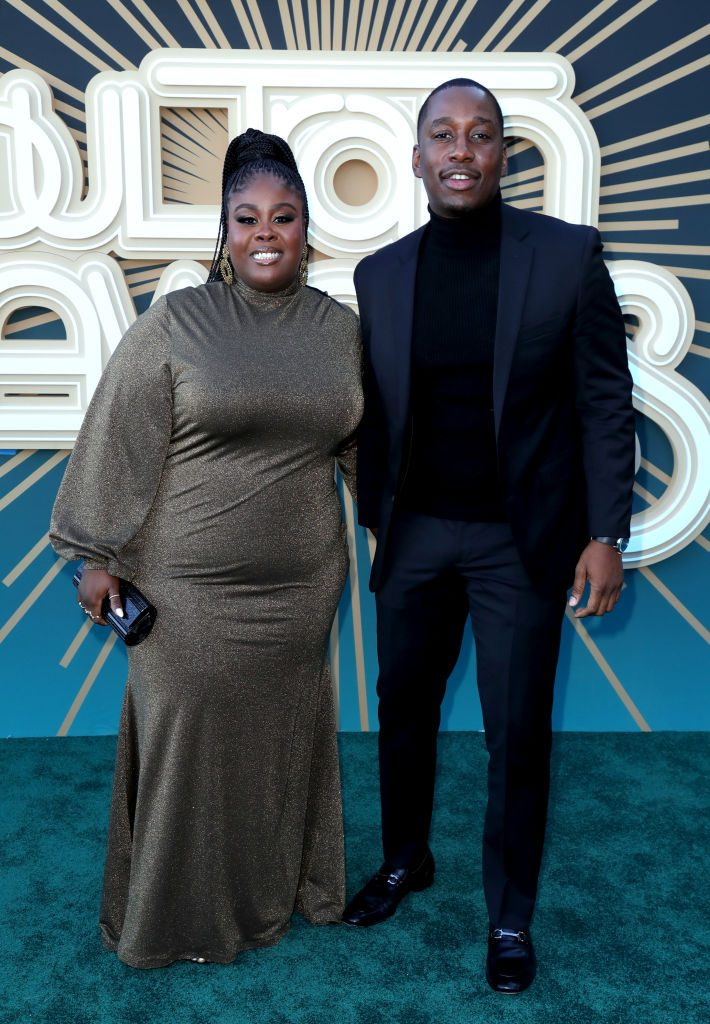 Raven Goodwin and Wiley Battle