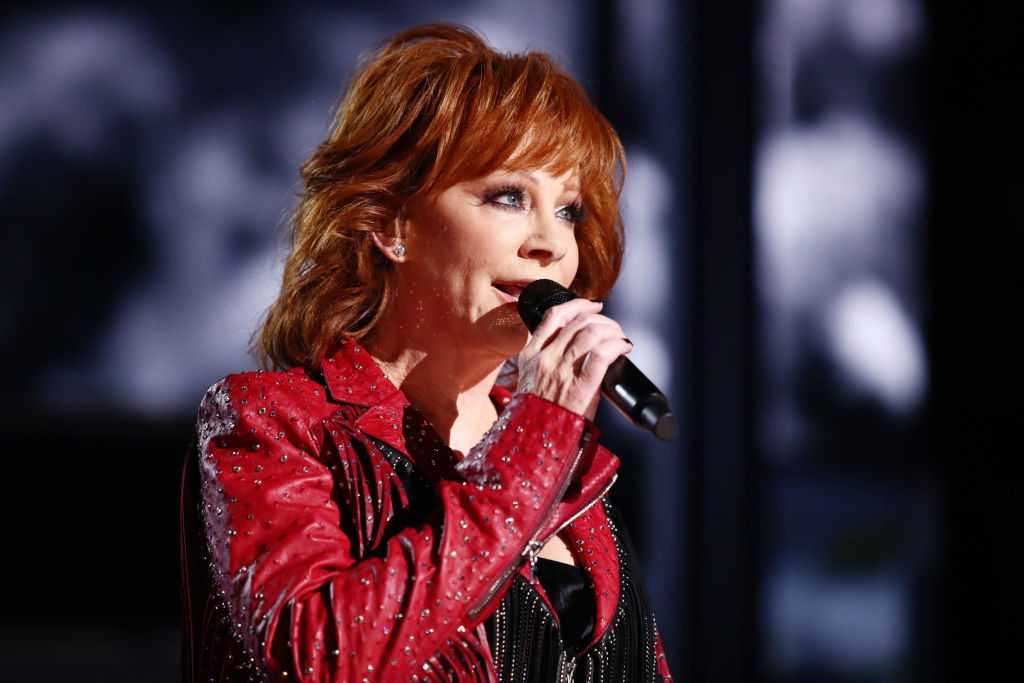 Reba McEntire at 54th Country Music Awards