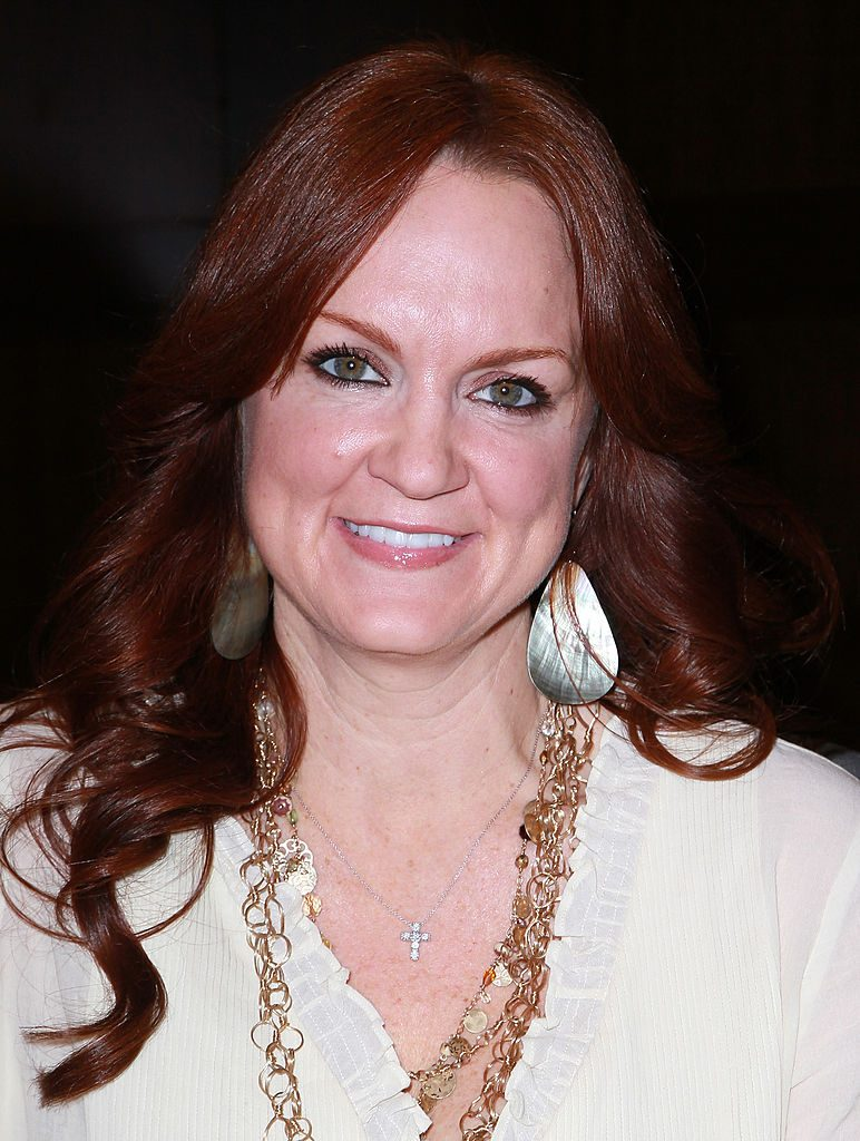 Ree Drummond    David Livingston/Getty Images