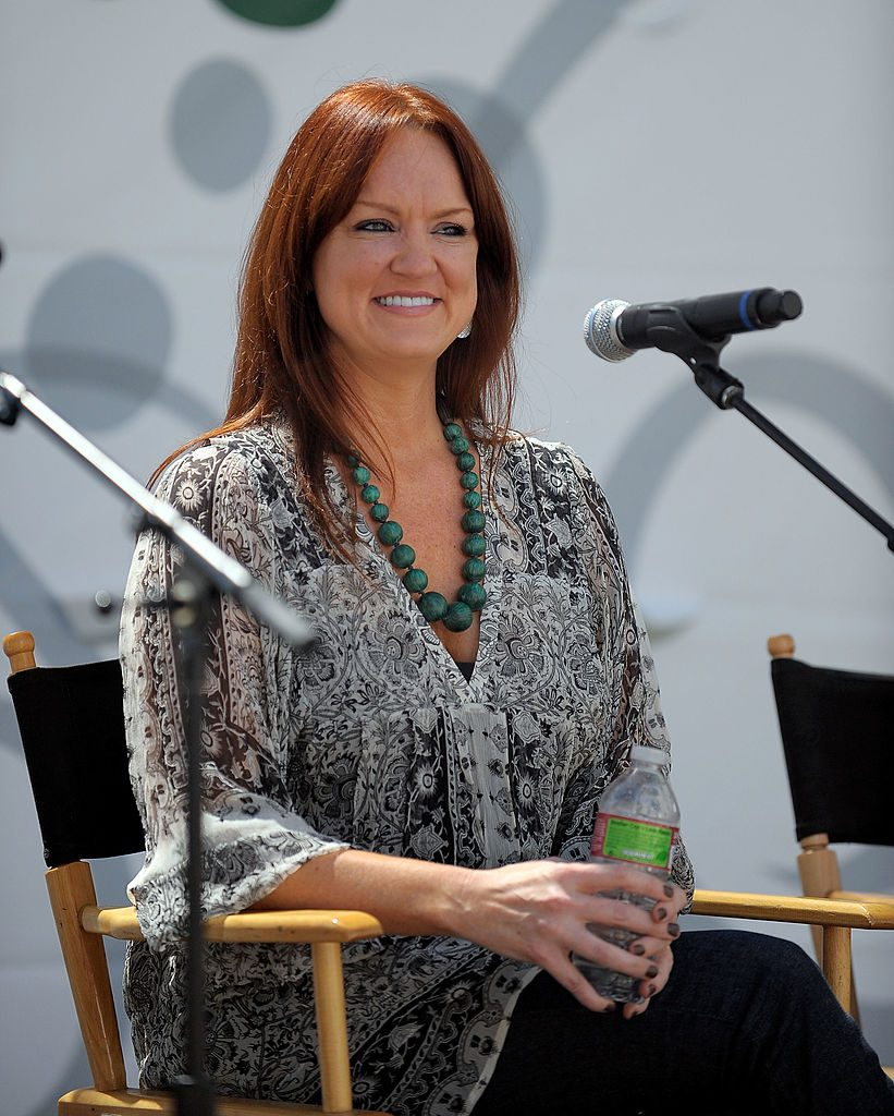 Ree Drummond |  Charley Gallay/Getty Images for LA Times
