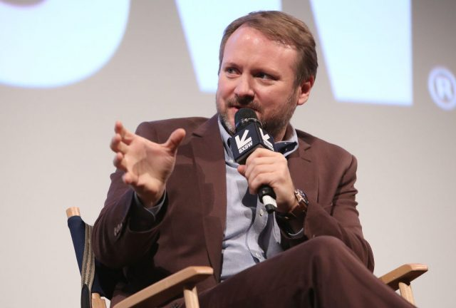 Writer/Director Rian Johnson at SXSW
