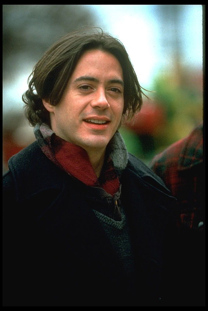 Robert Downey, Jr. in Home for the Holidays