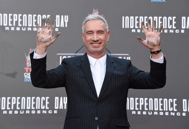 Roland Emmerich at TCL Chinese Theatre | Axelle/Bauer-Griffin/FilmMagic