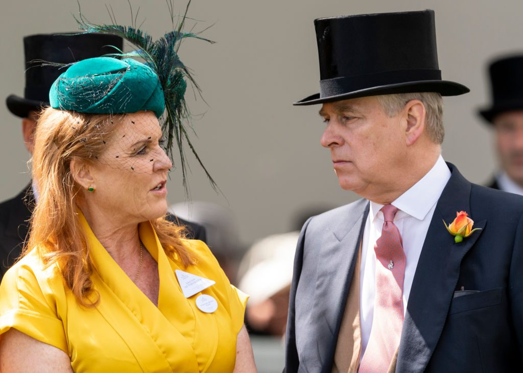 Sarah Ferguson Won T Rule Out Possibility Of Remarrying Prince