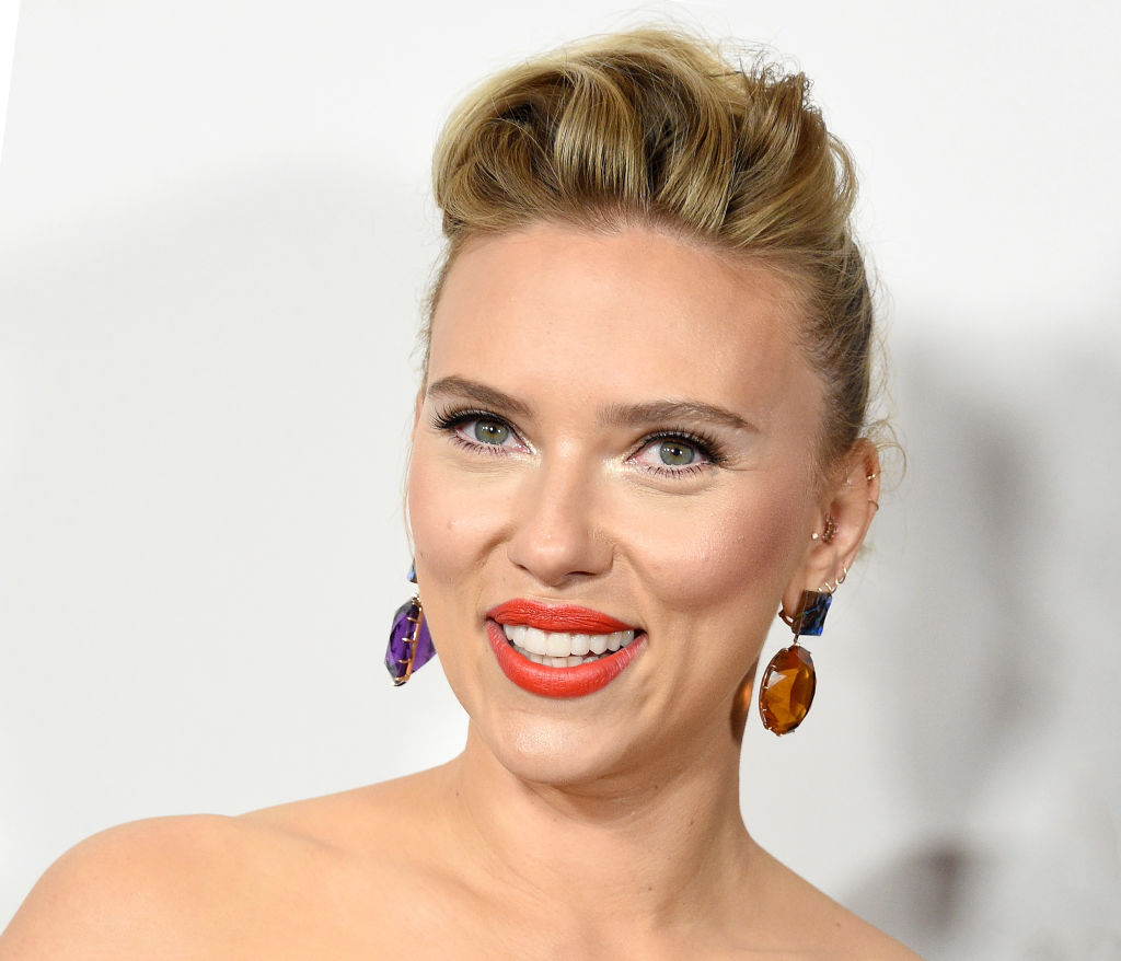The Surprising Gift Scarlett Johansson Says She Received