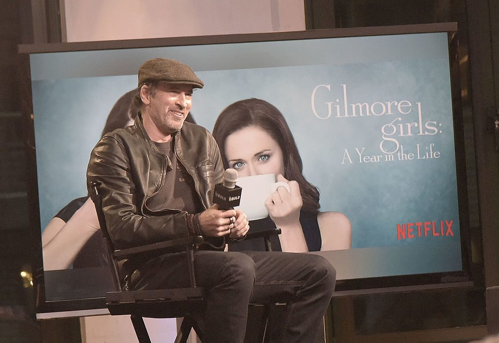 """Scott Patterson attends the Build Series to discuss """"Gilmore Girls: A Year In The Life"""""""