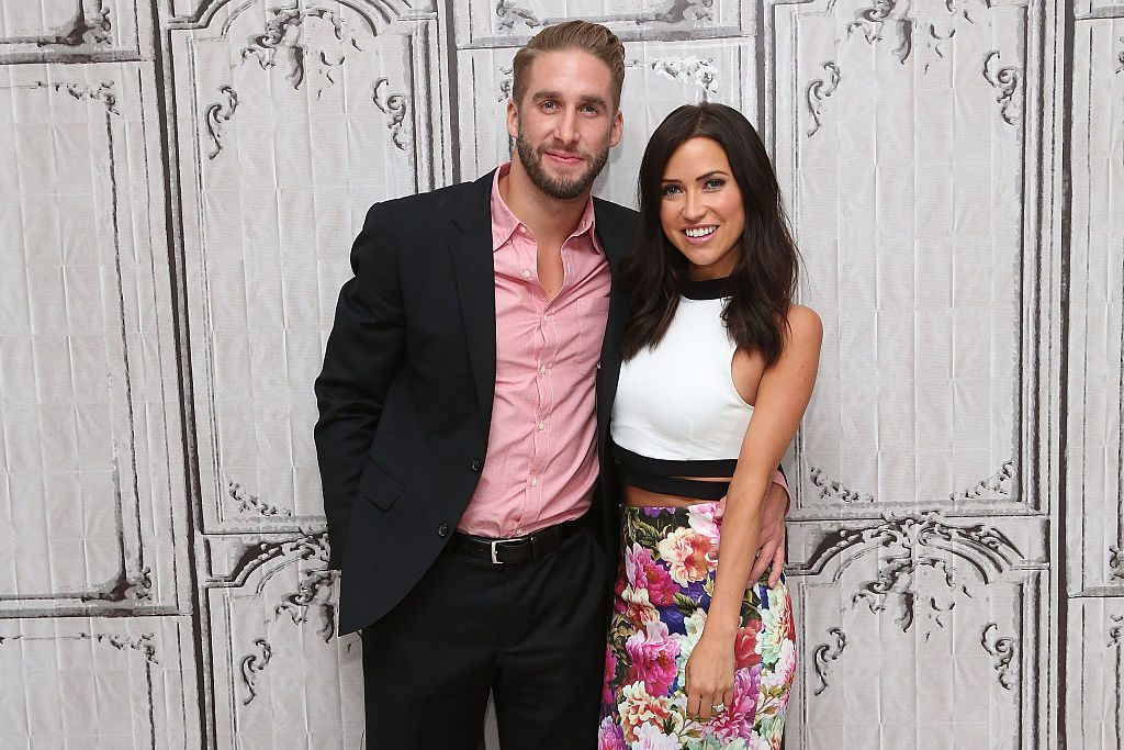 Shawn Booth and Kaitlyn Bristowe   Taylor Hill/FilmMagic