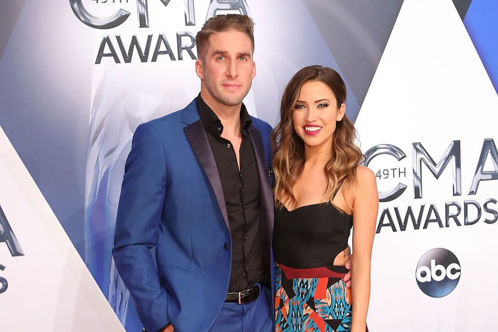 Shawn Booth and Kaitlyn Bristowe   Taylor Hill/Getty Images