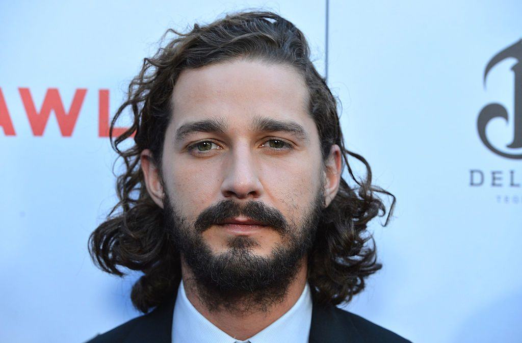 """Shia LaBeouf arrives at the Premiere of the Weinstein Company's """"Lawless"""" at ArcLight Cinemas."""