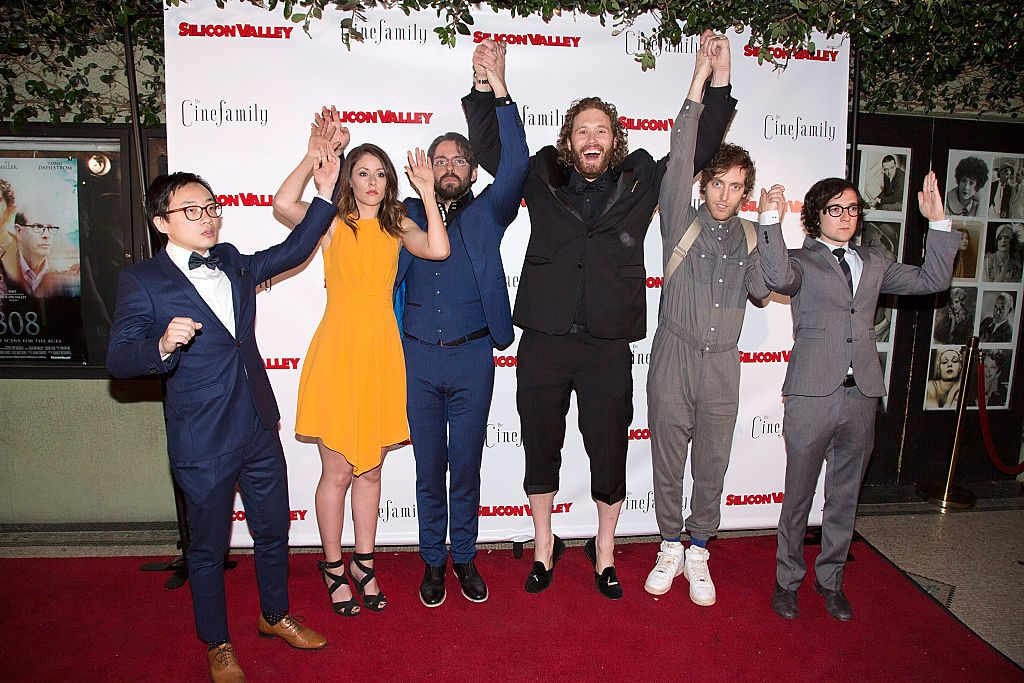 Cast of 'Silicon Valley'