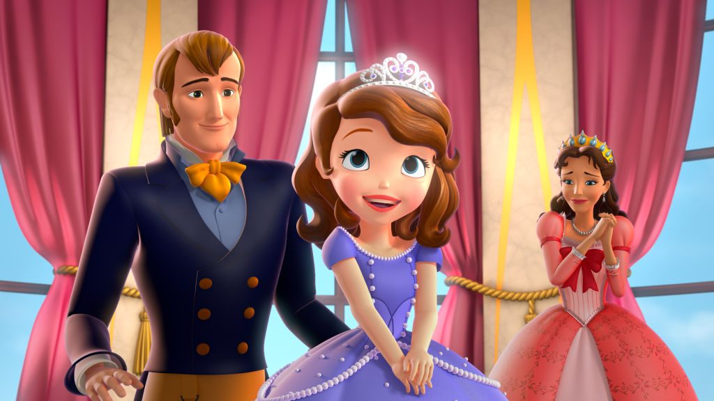 """Sofia the First: Forever Royal,"" a special extended-length finale episode of Disney Junior's Humanitas and Emmy Award-winning series"