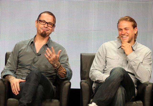 Sons of Anarchy Kurt Sutter The First Nine