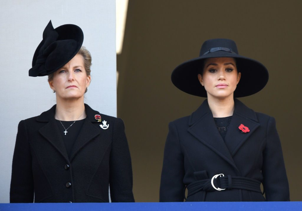 Sophie, Countess of Wessex and Meghan, Duchess of Sussex