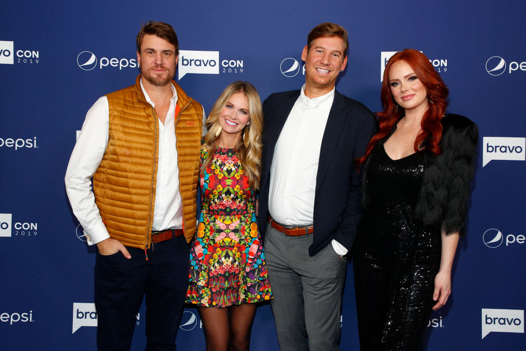 Shep Rose, Cameran Eubanks, Austen Kroll and Kathryn Dennis