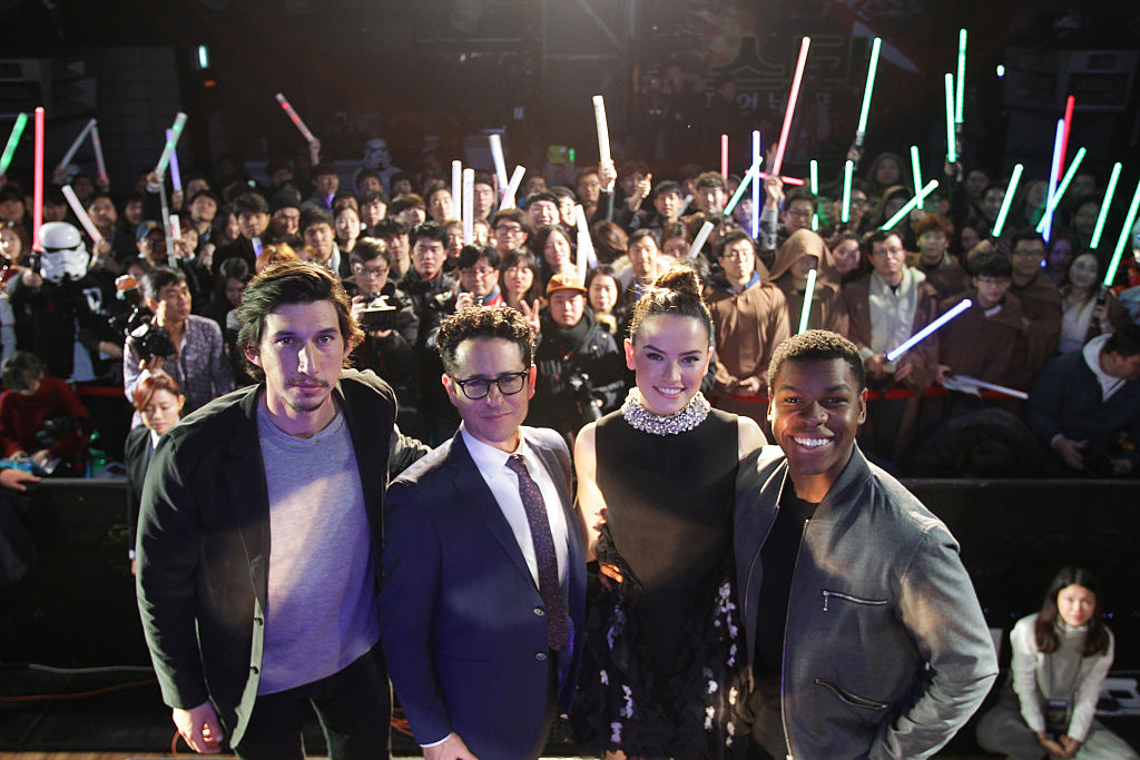 A Real 'Star Wars: The Rise of Skywalker' Script Landed on eBay
