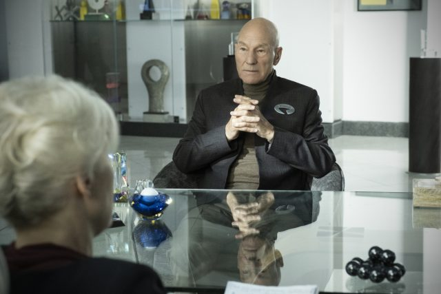 Will 'Star Trek: Picard' Be the 'Star Trek: Generations' of 2020?