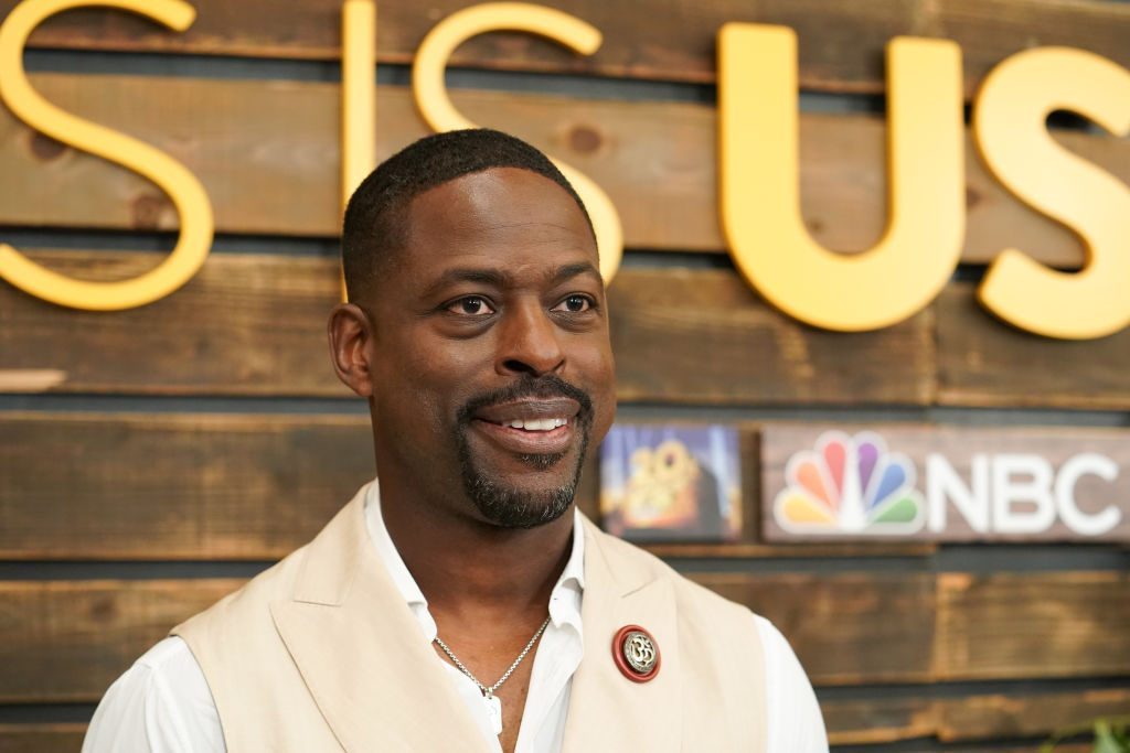 "Sterling K. Brown attends NBC's ""This Is Us"" Pancakes with the Pearsons"