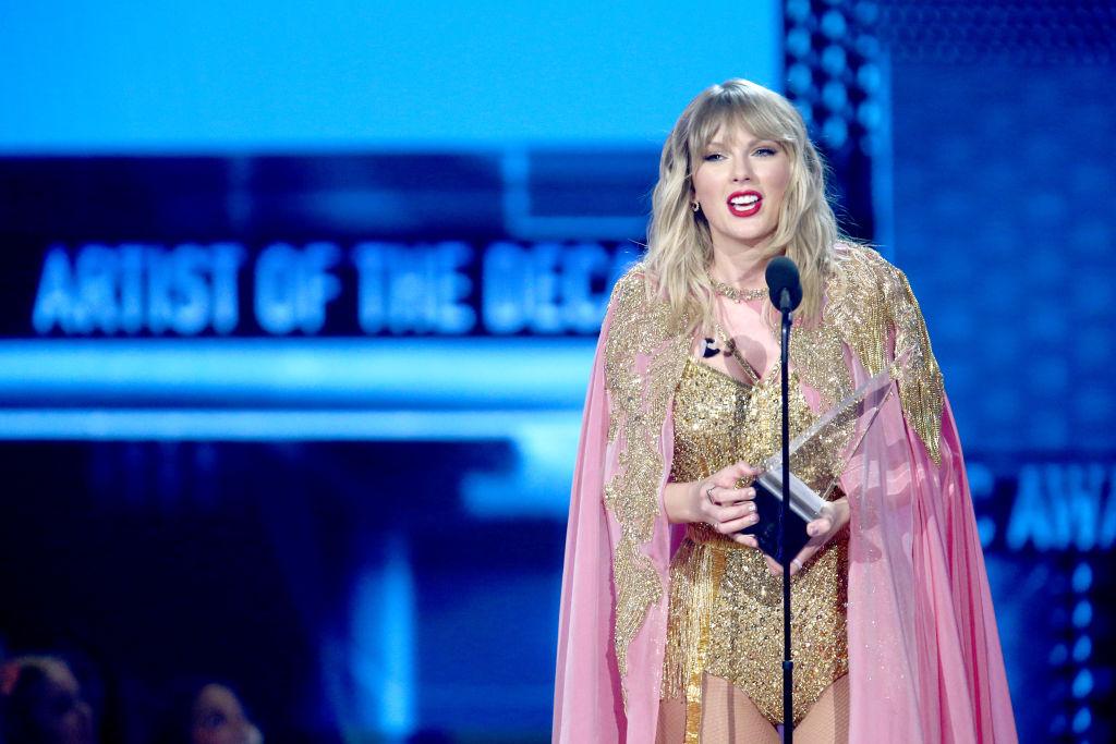 Taylor Swift AMA