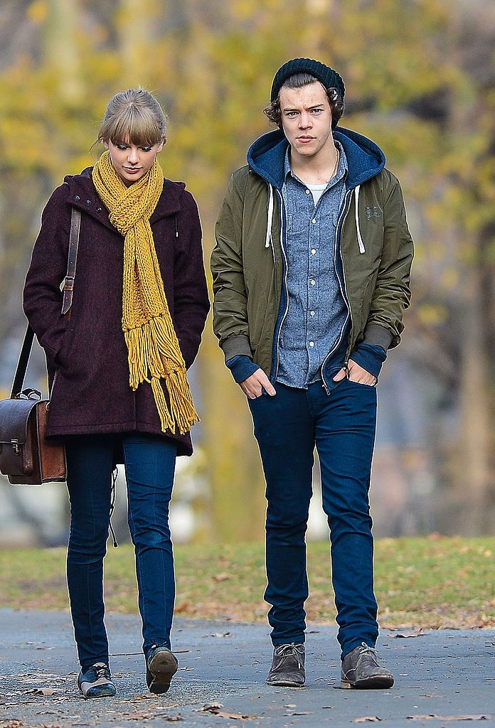 Taylor Swift and Harry Styles | David Krieger/Bauer-Griffin/GC Images