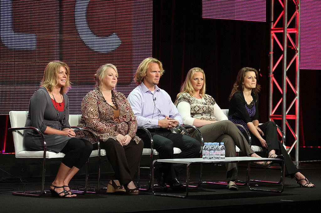 Meri, Janelle, Kody, Christine, and Robyn Brown