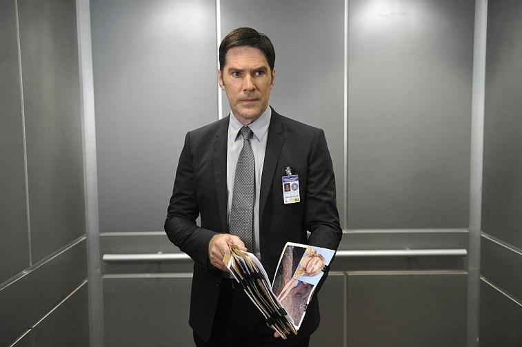 Thomas Gibson as Aaron Hotchner
