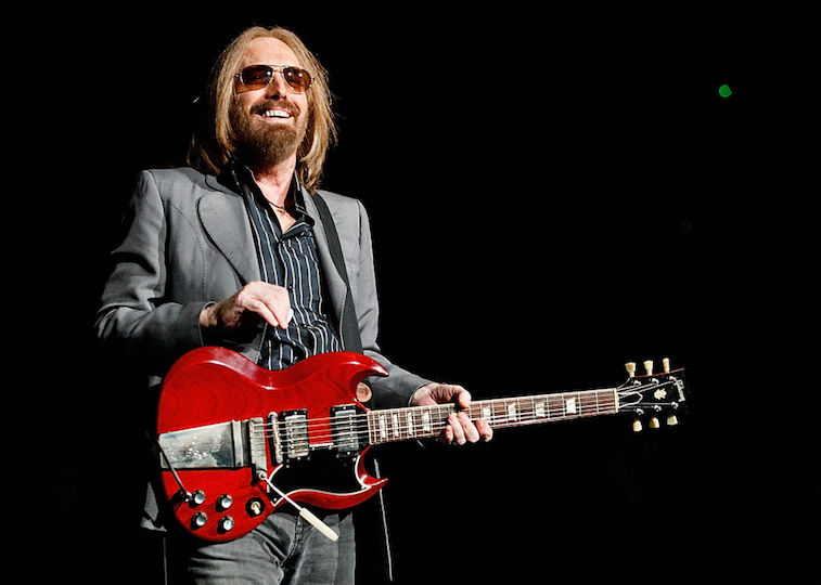 Tom Petty Had a Bizarre Job Before Becoming Famous