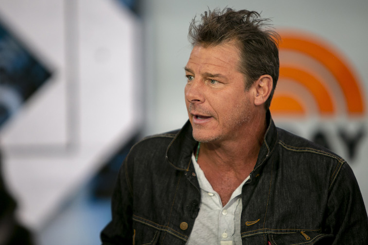 Ty Pennington on the Today show