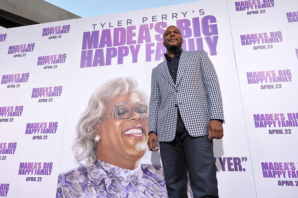 Tyler Perry - Madea's Big Happy Family