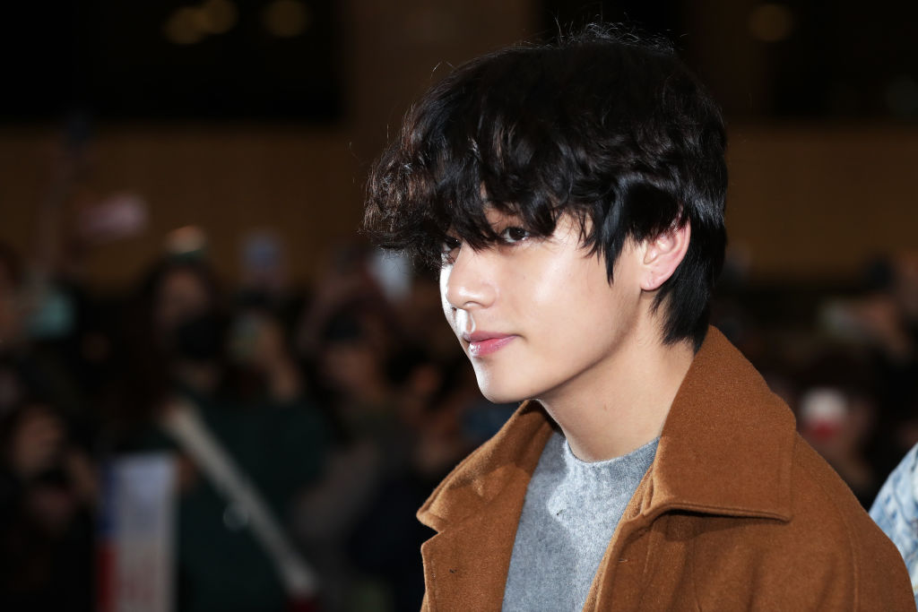 Bts V Debuts Long Hair And Keeps His Promise To Jungkook