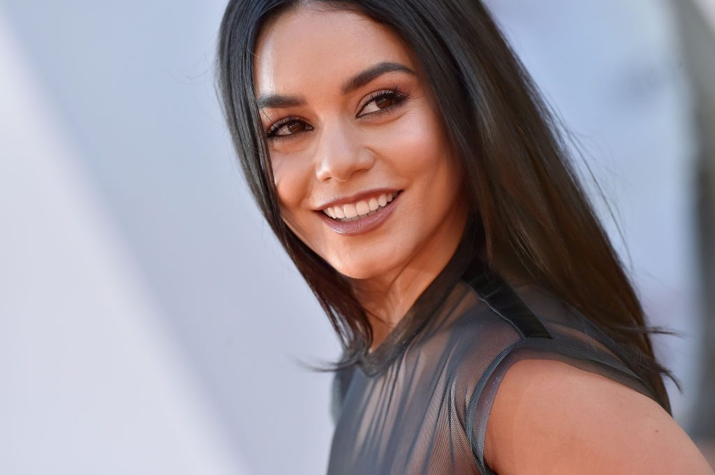 """Vanessa Hudgens at Sony Pictures' """"Once Upon A Time...In Hollywood"""" Los Angeles Premiere - Arrivals"""