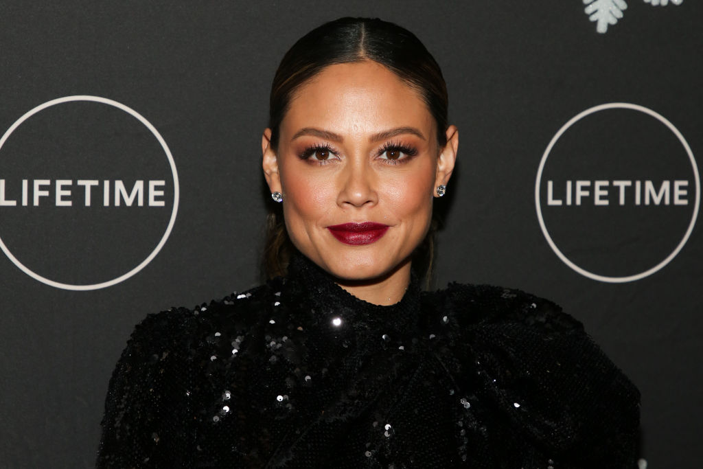 "Vanessa Lachey attends the ""It's A Wonderful Lifetime"" Holiday Party"