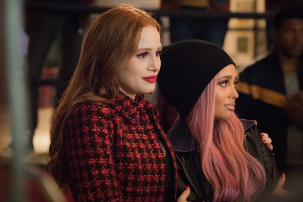 Vanessa Morgan and Madelaine Petsch