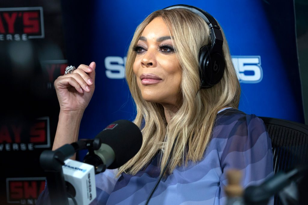 Wendy Williams in an interview