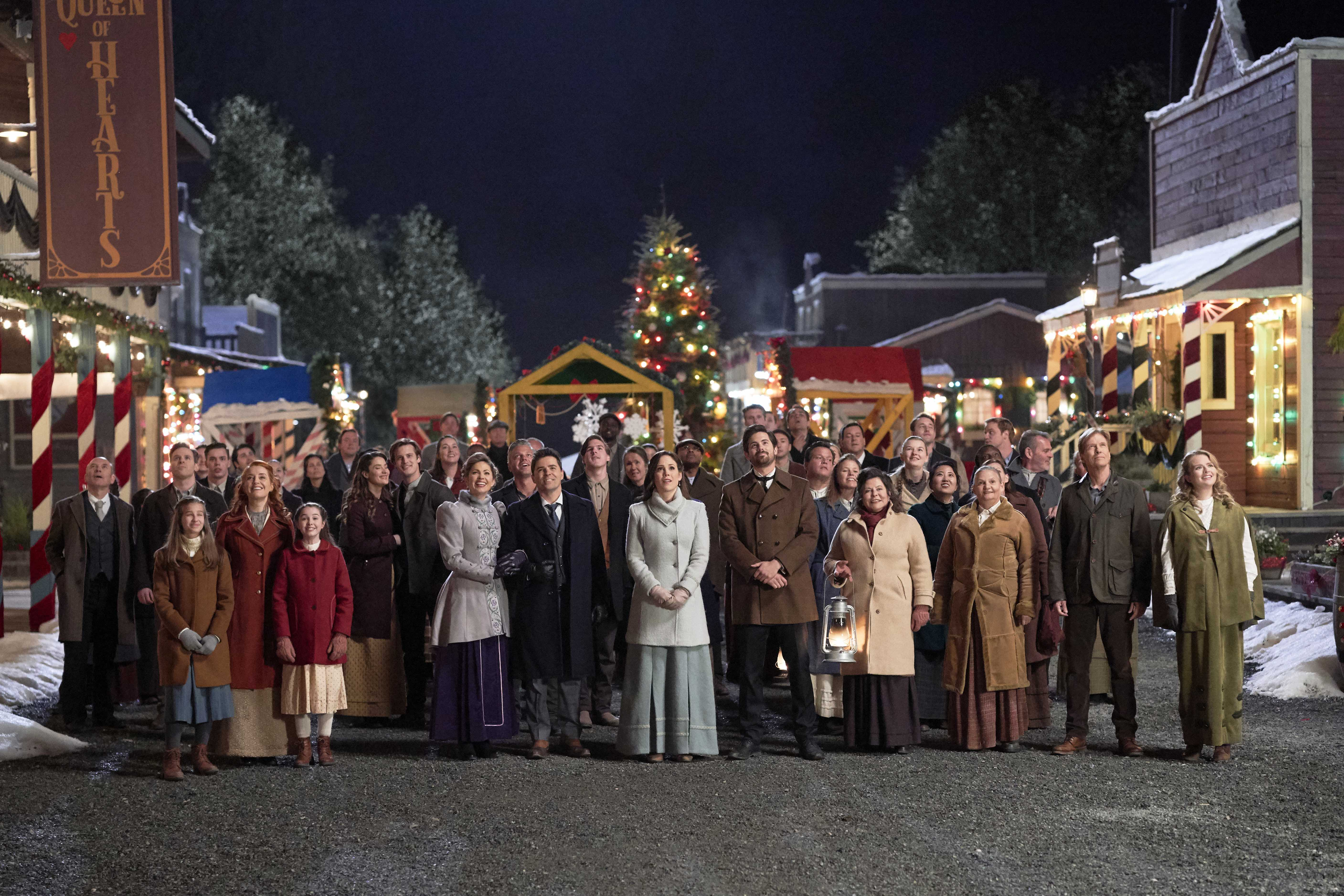 When Calls The Heart Christmas Episode 2020 Hallmark Confirms 'When Calls the Heart' Christmas Special Is Not