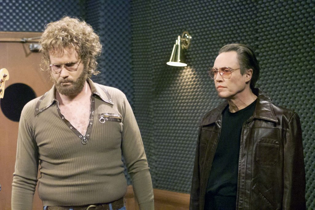Will Ferrell and Christopher Walken on 'Saturday Night Live'