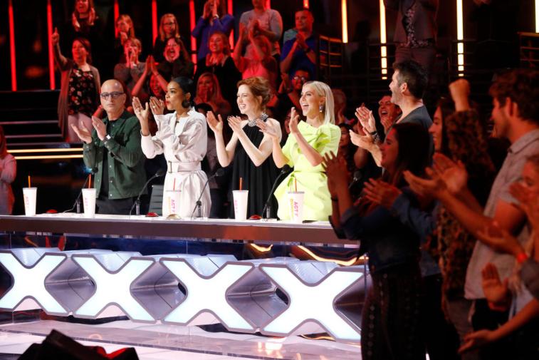 Judges on 'America's Got Talent'